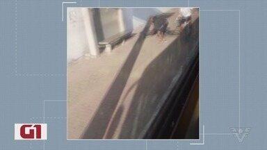 Confira as notícias de destaque do G1 Santos - Dupla é gravada assaltando mulher em ponto de ônibus de Praia Grande.