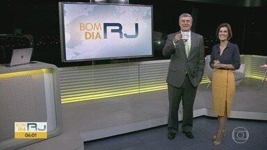Bom Dia RJ - Edição de quarta-feira, 03/07/2019 - As primeiras notícias do Rio de Janeiro, apresentadas por Flávio Fachel, com prestação de serviço, boletins de trânsito e previsão do tempo.