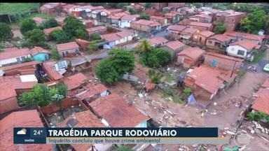 Laudo conclui que houve crime ambiental em tragédia do Parque Rodoviário - Laudo conclui que houve crime ambiental em tragédia do Parque Rodoviário