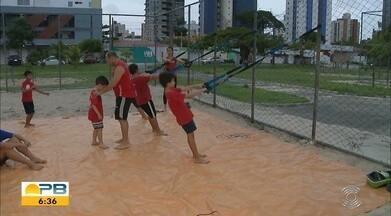 Veja como a prática de atividades físicas funcionais podem ajudar as crianças - Aproveitando o período de férias, o Bom Dia Paraíba dá dicas de como cuidar da saúde dos pequenos