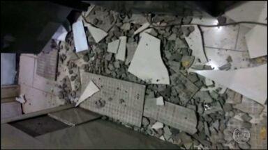 Terremoto atinge cidade chinesa Yibin e assusta moradores - O tremor aconteceu pela manhã. Autoridades levaram os moradores para abrigos enquanto calculavam o prejuízo. Não há relatos de feridos.