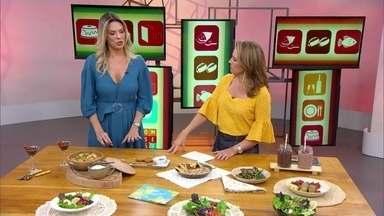 Como Faz Comida Vegana - Renata Capucci conversa com a nutricionista Elaine de Pádua para saber o que um vegano deve comer