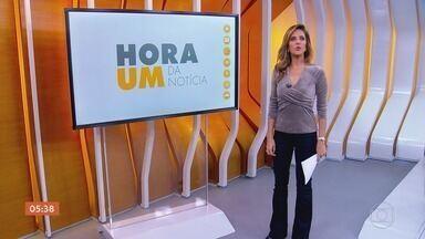 Hora 1 - Edição de sexta-feira, 05/07/2019 - Os assuntos mais importantes do Brasil e do mundo, com apresentação de Monalisa Perrone