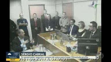 Ex-governador Sérgio Cabral admite compra de votos na escolha do Rio para a Olímpiada - Cabral disse que a ideia foi do ex-presidente do comitê brasileiro, Carlos Arthur Nuzman
