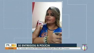 Ex-companheiro de professora morta em academia se entrega em delegacia no RJ - Suspeito confessou o crime.