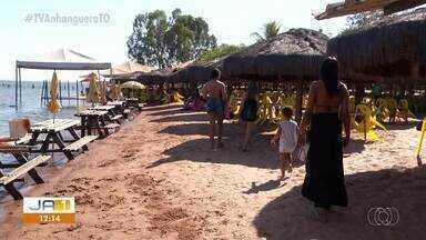 Conheça a praia do Prata, uma dos pontos turísticos da capital - Conheça a praia do Prata, uma dos pontos turísticos da capital