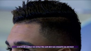 Cortes de cabelo no estilo para sair bem nas imagens da decisão da Copa América - Cortes de cabelo no estilo para sair bem nas imagens da decisão da Copa América