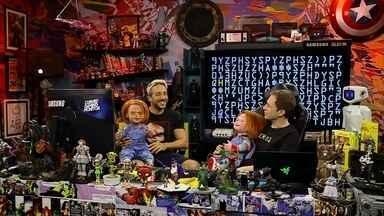 Tiago Leifert e Thiago Lucas falam sobre o novo filme do Chucky: Brinquedo Assassino - Confira!