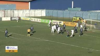 Caxias enfrenta o Manaus nas quartas de final - Assista ao vídeo.
