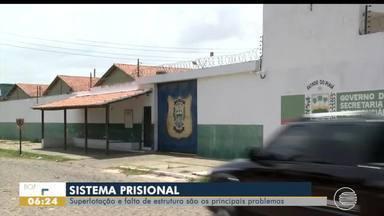 Bom Dia Piauí faz giro sobre a situação das principais penitenciárias do estado - Bom Dia Piauí faz giro sobre a situação das principais penitenciárias do estado