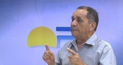 Fluminense-PI demorou a estudar tabela e formato da Série B, defende Bolinha - Fluminense-PI demorou a estudar tabela e formato da Série B, defende Bolinha