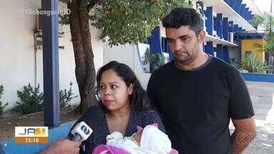 Bebês estão recebendo alta da Maternidade Dona Regina sem o teste da orelhinha - Bebês estão recebendo alta da Maternidade Dona Regina sem o teste da orelhinha