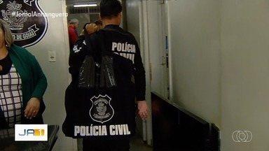 Polícia realiza operação contra fraudes no seguro Dpvat em Goiás - Policiais cumprem mandatos em várias clínicas suspeitas de fraude em Goiânia.