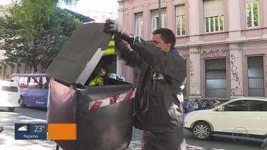 Lei que regulamenta profissão dos motoboys completa 10 anos - De acordo com a Empresa de Transportes e Trânsito de Belo Horizonte (BHTrans), são aproximadamente 35 mil profissionais no mercado, mas apenas 8 mil estão regulares.