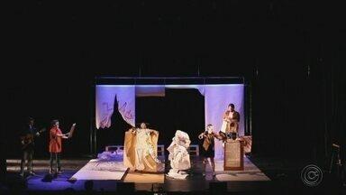 Confira a programação do Festival Internacional de Teatro nesta terça-feira - Uma dica para aproveitar o feriado é o Festival Internacional de Teatro de São José do Rio Preto (SP) que tem várias apresentações nesta terça-feira (9).