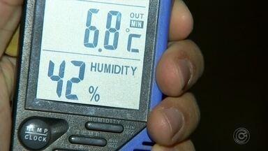 Temperatura pode variar de acordo com a região da cidade - Reportagem explica o motivo da temperatura do ambiente variar de acordo com a região da cidade.