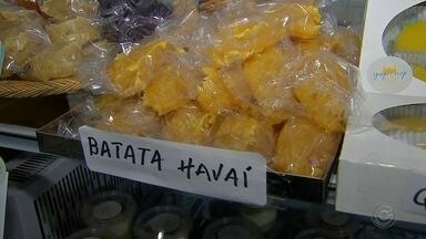 Feira do Doce é realizada em Tatuí até esta terça-feira - A Feira do Doce será realizada em Tatuí (SP) até esta terça-feira (9) e conta com guloseimas para todos os tipos de gosto.