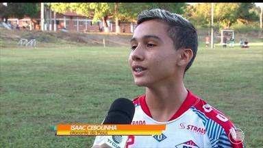 Piauí reforça elenco para Copa do Brasil Sub 17 - Piauí reforça elenco para Copa do Brasil Sub 17