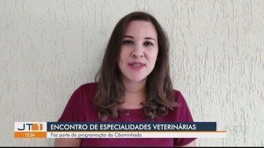 2º Encontro de Especialidades Veterinárias contará com palestras e especialistas - Evento faz parte da programação da Cãominhada, que ocorre no domingo (14).