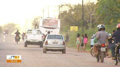 Em Santarém, reunião discute falta de iluminação e infraestrutura na rodovia Curuá-Una - BR tem trechos muito perigosos para os motoristas que por ali trafegam.