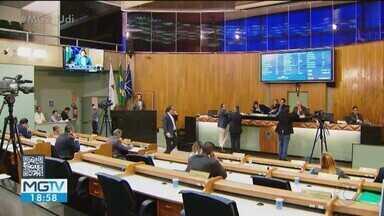Câmara aprova a criação de novos cargos na Prefeitura de Uberlândia - Os cinco projetos passaram pela segunda votação nesta quarta-feira (10). Documento segue para a sanção do prefeito.