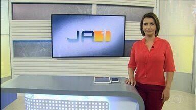 Confira os destaques do Jornal Anhanguera 1ª Edição desta quinta-feira (11) - Na delegacia, Felipe Araújo nega que dormiu ao volante e diz que passou mal ao ir comprar pamonha.