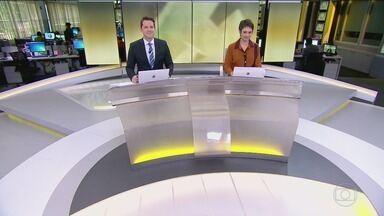 Jornal Hoje - Edição de quinta-feira, 11/07/2019 - Os destaques do dia no Brasil e no mundo, com apresentação de Sandra Annenberg e Dony De Nuccio