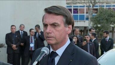 Bolsonaro diz que planeja indicar o filho, Eduardo, como embaixador do Brasil nos EUA - Marco Aurélio Mello, ministro do STF, afirma que o caso configura nepotismo porque, segundo ele, a Constituição afasta a possibilidade de o presidente nomear o filho.