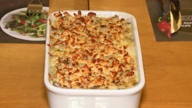 Clube Rural ensina a preparar uma receita de bacalhau com nata - Clube Rural ensina a preparar uma receita de bacalhau com nata