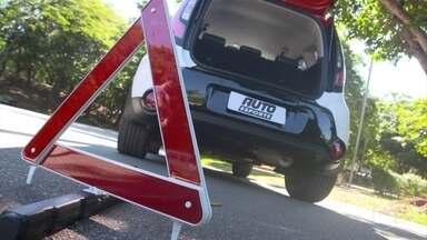 Saiba onde encontrar e como usar o triângulo do carro - O triângulo é um acessório de segurança importante e obrigatório no carro.