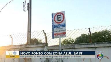 Motorista terá que pagar zona azul ao parar na região do Procon - Prefeitura de Prudente inicia cobrança de mais um trecho de estacionamento rotativo.
