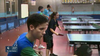 Piracicaba é base da preparação de paratletas do tênis de mesa antes da disputa do Pan - Equipe utiliza o centro de treinamento da cidade, referência no esporte, na preparação para o Parapan-Americano de Lima, no Peru.
