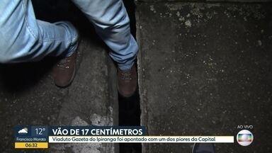 Bom Dia SP - Edição de terça-feira, 16/07/2019 - Parcelamento de multas agora pode ser feito pela internet em São Paulo. Criminosos armados com fuzis tentam roubar carro-forte em Piedade. Polícia prende dono de mercado após encontrar cocaína em caixas de sabão em pó.