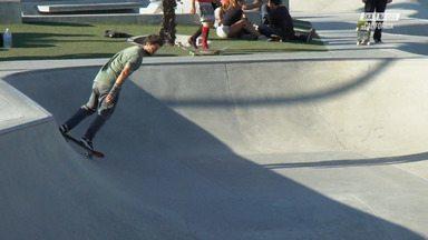 Fair Oaks Park e Fremont Skate Park