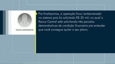 """Falsas empresas pedem dinheiro antecipado alegando que são """"taxas"""" - Só em Maringá, mais de 20 pessoas caíram no golpe do empréstimo."""