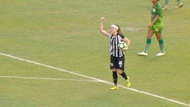 Veja os gols de Iranduba-AM 0 x 5 Santos - Iranduba 0 x 5 Santos