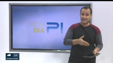 Atacante Eduardo pode voltar a jogar no Piauí - Atacante Eduardo pode voltar a jogar no Piauí