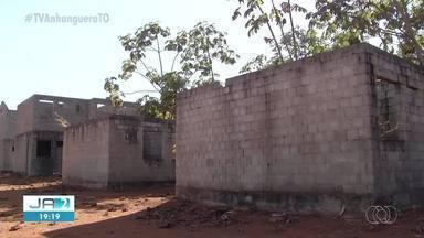 Mapeamento mostra quase 500 obras paradas em todo o Tocantins - Mapeamento mostra quase 500 obras paradas em todo o Tocantins