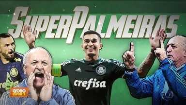 Super Palmeiras tenta manter sequência de invencibilidade no Brasileirão - Super Palmeiras tenta manter sequência de invencibilidade no Brasileirão