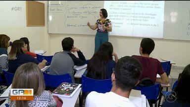 Estudantes intensificam a preparação nos cursinhos para o Enem - Exame será aplicado em novembro.
