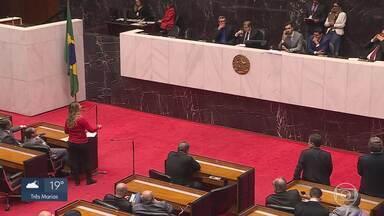 Deputados estaduais entraram em recesso hoje - No segundo semestre, o foco será a aprovação do plano de recuperação fiscal do estado.