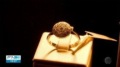 Disputa por anel termina na Justiça após fim de noivado - Joia foi avaliada em R$ 50 mil.