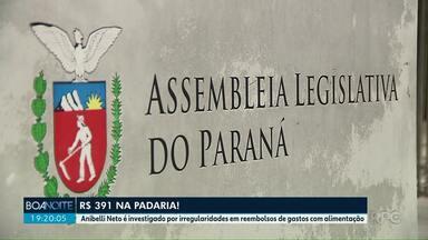 Justiça bloqueia 170 mil reais de um deputado estadual - Segundo a Justiça, há irregularidades em notas de reembolso