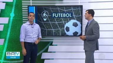 Vitória busca reação na Série C do Campeonato Brasileiro e Bahia apresenta novos jogadores - Confira as notícias dos times baianos.