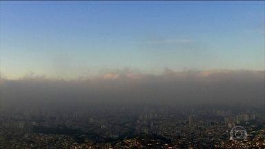 Qualidade do ar melhora em São Paulo - Estudo da Companhia Ambiental do Estado aponta aponta melhora, mas diz que caminho para chegar ao padrão recomendado pela Organização Mundial da Saúde ainda é longo.