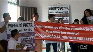 Concurso de Paço do Lumiar é anulado pela prefeitura - Prefeitura informou que a anulação foi por conta de suspeitas de fraude.