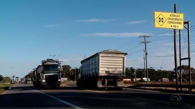 Cresce número de roubo de carretas na BR-392 na Região Sul do RS - Motoristas estão assustados com a situação.