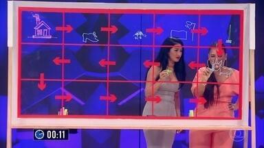"""Família Hassum e Família Mendes participam do desafio """"Você Começa e Eu Termino"""" - Confira!"""