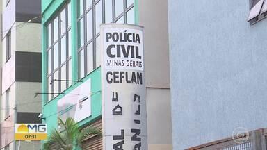Decisão judicial limita número de presos em um dos presídios em BH - Com isso, faltam vagas para receber os presos provisórios na capital.
