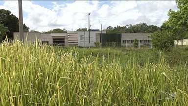 Prédio que funcionava escola da zona rural de Zé Doca está abandonada - Escola é uma unidade do Instituto Federal de Educação, Ciência e Tecnologia do Maranhão (IFMA), e está mais há mais de dez anos sem funcionar.